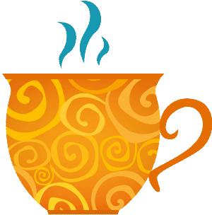 Tea Break tea cup
