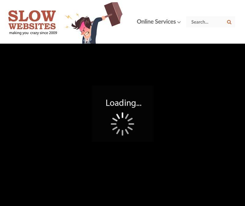 website repair